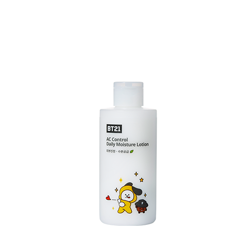BT21 x TN - AC Control Daily Moisture Lotion