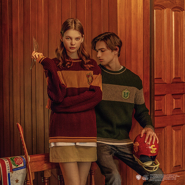 SPAO x Harry Potter - Quidditch Game Sweater