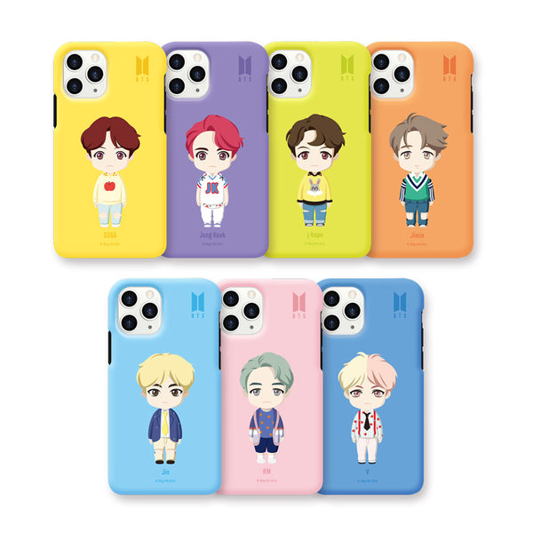 BTS - Basic Standing Dual Guard Phone Case - Samsung