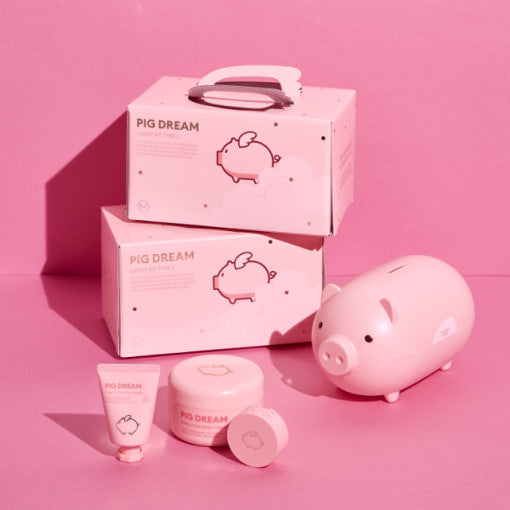 MISSHA - 2019 Pig Dream Collection -  Lucky Kit