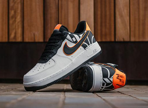 NIKE AIR FORCE 1 LOW 07 LV8 - 823511-104 - Sneakers - Harumio