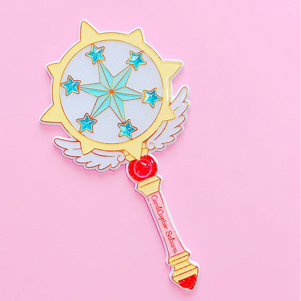 Cardcaptor Sakura - Dream Wand Hand Mirror