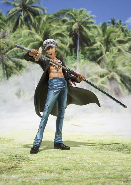 Official One Piece Figure - Figuarts Zero Trafalgar.Law
