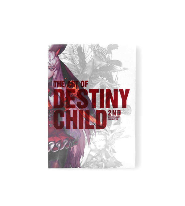 Destiny Child - Official Artbook