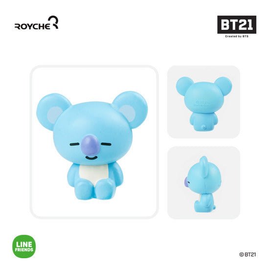 BT21 x Royche - Monitor Figure - Koya