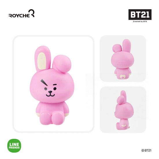 BT21 x Royche - Monitor Figure - Cooky