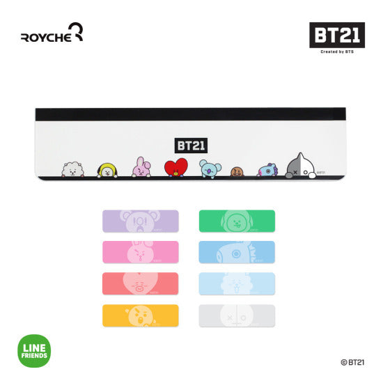 BT21 x Royche - Monitor Memo Board
