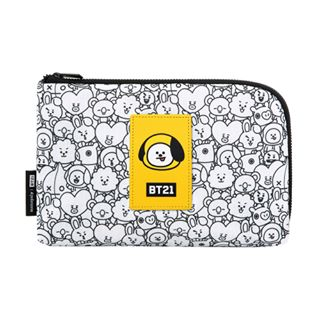 BT21 Cable Pouch - CHIMMY - Accessories, Bag - Harumio