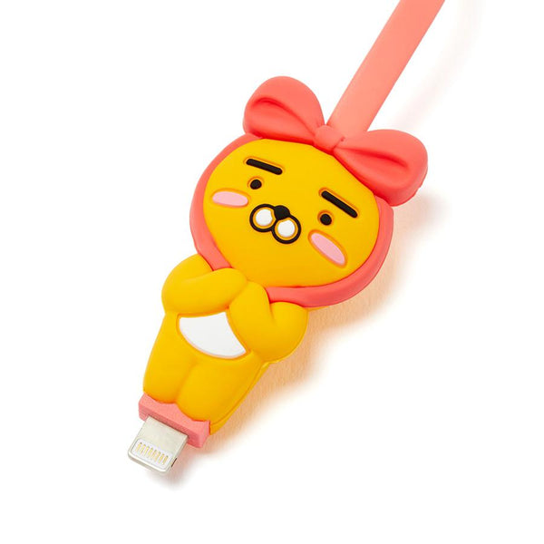 Kakao Friends - Ribbon Ryan 3D Color Charging Cable