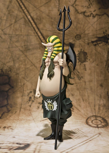 Official One Piece Figure - Figuarts Zero Hannyabaru