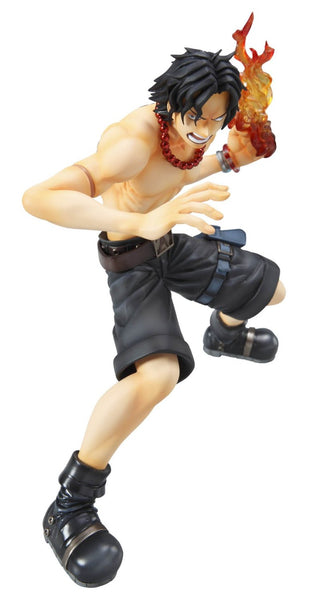 Official One Piece Figure - EX Model P.O.P DX  Ace