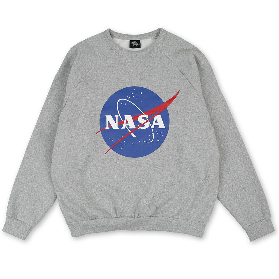 Siero x NASA - NASA Center Logo Sweatshirt - Gray