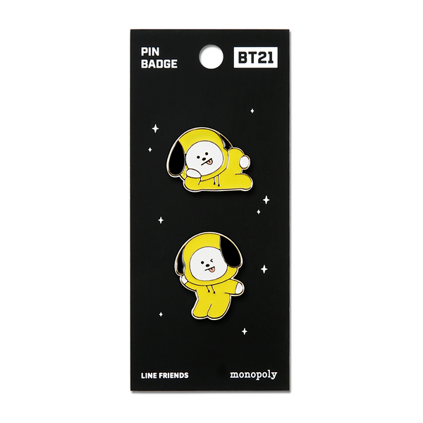 BT21 - Pin Badge 2 - Chimmy