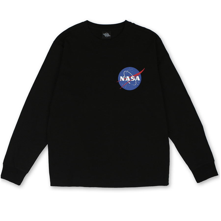 Siero x NASA - NASA Long Sleeve T-Shirt - Black