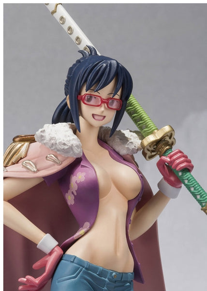 Official One Piece Figure - Figuarts Zero Tashigi