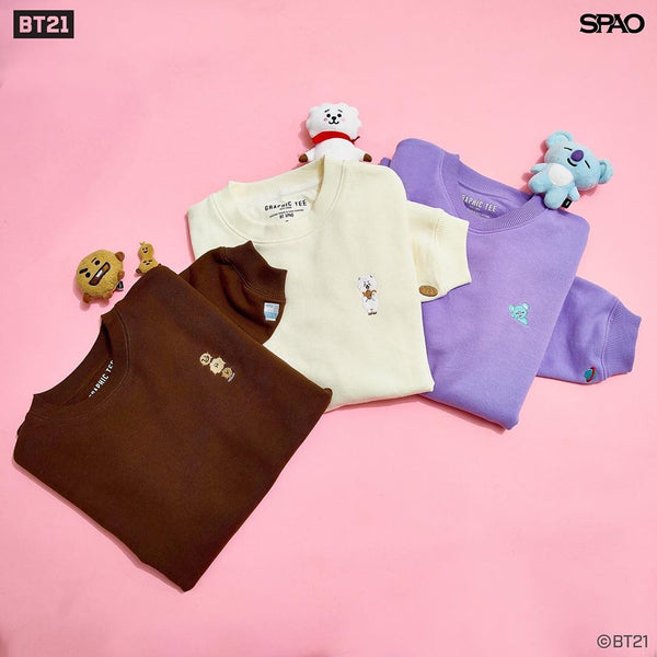 SPAO x BT21 - Sweater