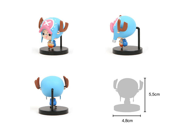 One Piece Mini Action Figures - Chopper