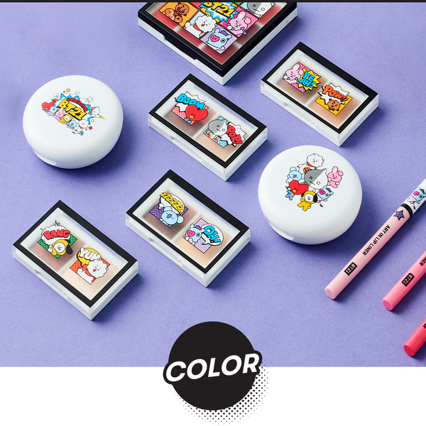 BT21 x VT - Art In Multi Eye Shadow