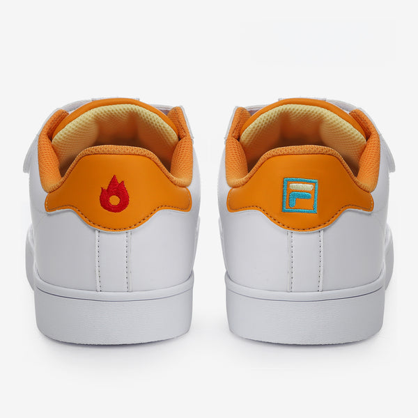Fila X Pokemon - Court Deluxe - Charmander - Sneakers - Harumio
