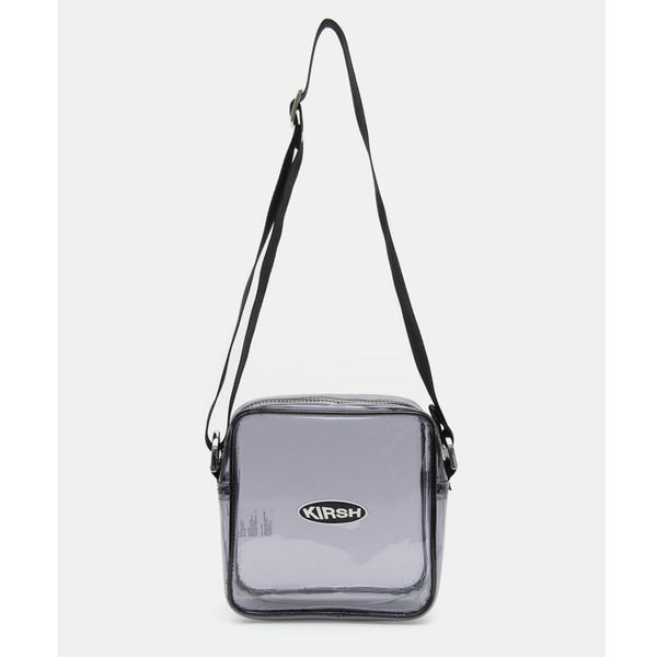 KIRSH x Beanpole Sport - PVC Mini Airline Bag - Gray