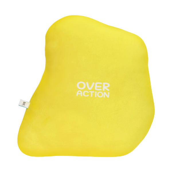 Overaction Bunny - Nap Cushion - Yellow