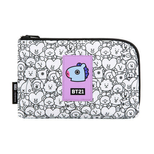 BT21 Cable Pouch - MANG - Accessories, Bag - Harumio