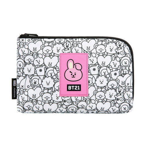 BT21 Cable Pouch - COOKY