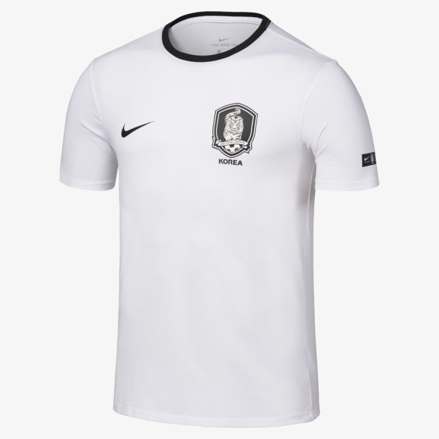 Nike - Official 2018 South Korea World Cup Jersey - Short Sleeves Crest - Away - Top - Harumio