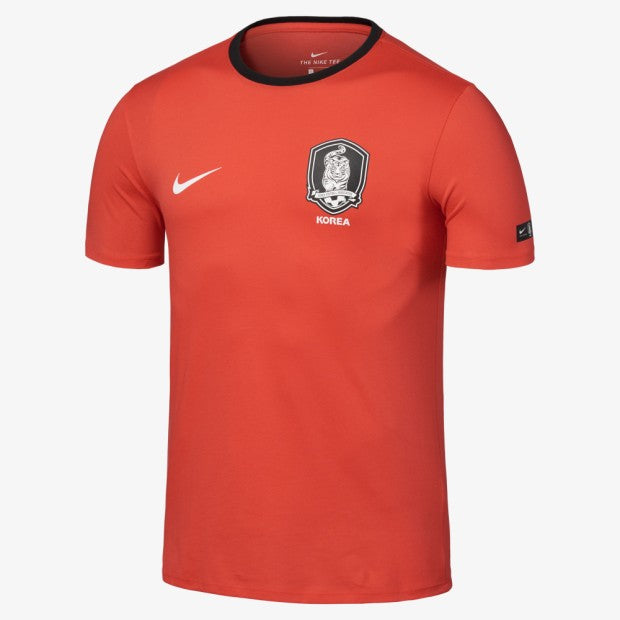 Nike - Official 2018 South Korea World Cup Jersey - Short Sleeves Crest - Home - Top - Harumio
