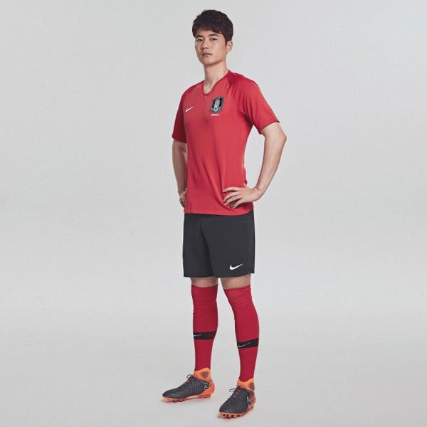 Nike - Official 2018 South Korea World Cup Jersey - Short Sleeves - Home - Top - Harumio