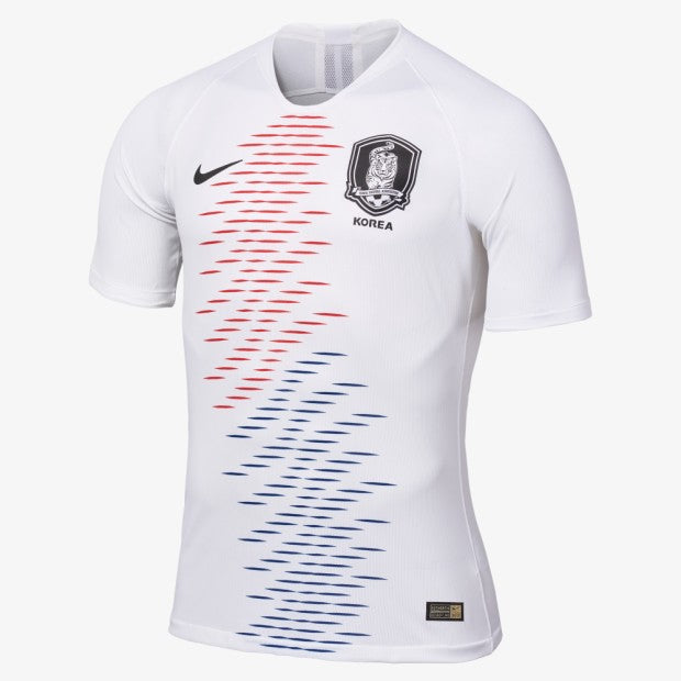 check out a0eab b4b61 Nike - Official 2018 South Korea World Cup Jersey - Short Sleeves - Away