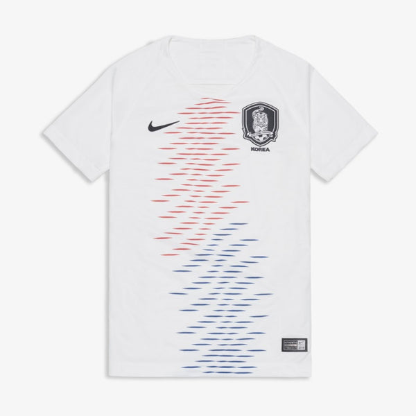 Nike - Official 2018 South Korea World Cup Jersey - Short Sleeves - Away - Junior - Top - Harumio