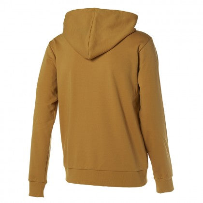 PUMA X BTS - SHOELACE HOODY- Honey Mustard