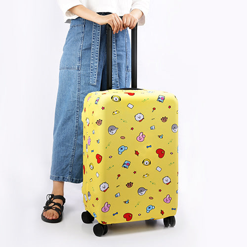 BT21 x Monopoly - Luggage Cover
