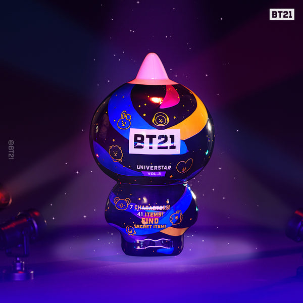 BT21 - Collectible Figure Blind Pack Vol.3 - Concert Theme