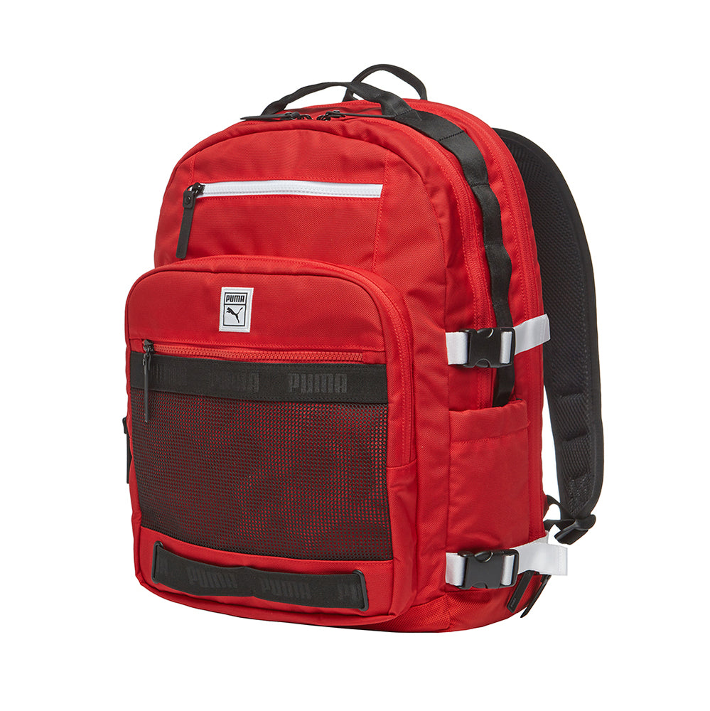 fa9de0bac4 PUMA - Cell Backpack - High Risk Red
