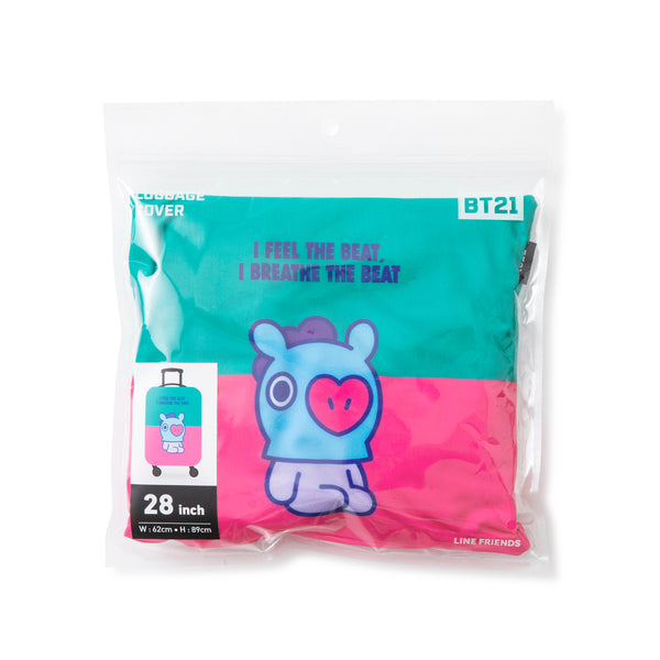 BT21 - Luggage Cover - 28 inches