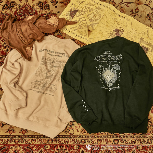 SPAO x Harry Potter - Magical Object Sweater