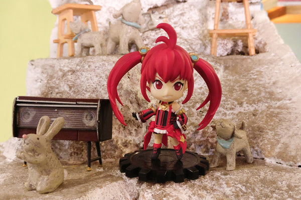 Official Dungeon Fighters DNF Figures -  Ashutare Figure - Figures - Harumio