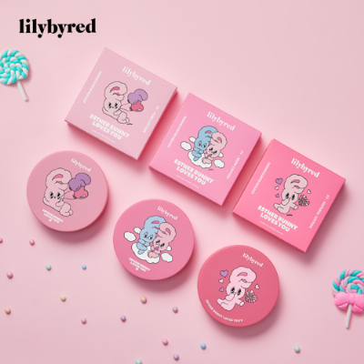 Lilybyred x Esther Bunny - Cotton Blur Cushion