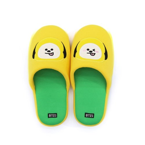 BT21 x Nara Home Deco - Room Slippers - Chimmy