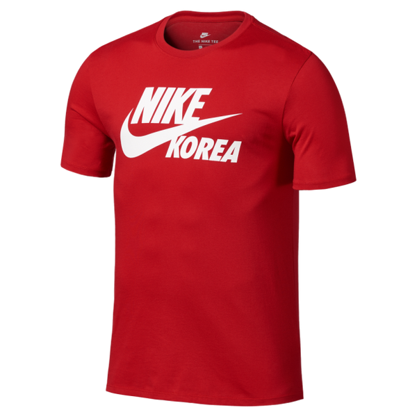 Nike - Official 2018 South Korea World Cup Jersey - Short Sleeves - Country Korea - Top - Harumio