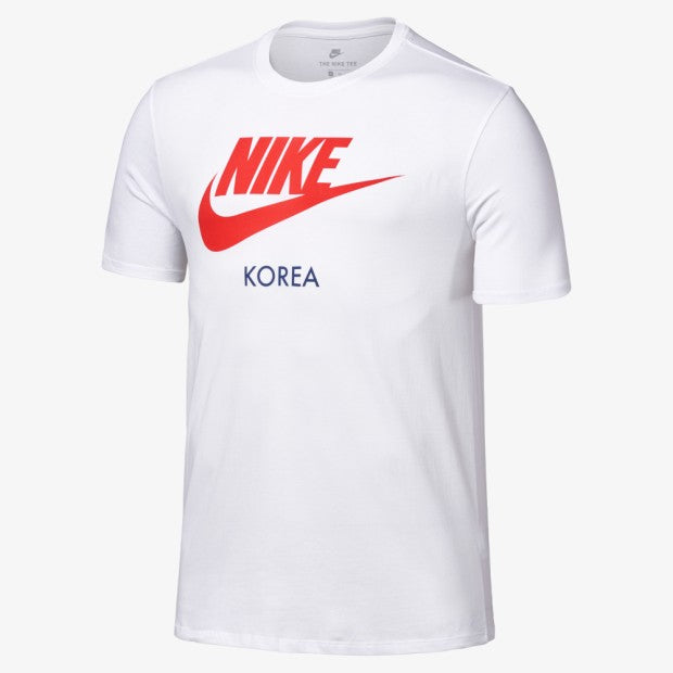 Nike - Official 2018 South Korea World Cup Jersey - Short Sleeves - Korea - Top - Harumio