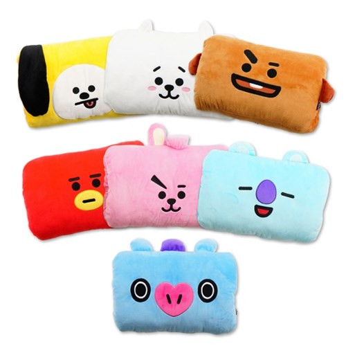 BT21 x Kumhong Fancy - Hand Warmer Cushion