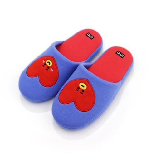 BT21 x Nara Home Deco - Room Slippers - Tata