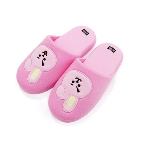 BT21 x Nara Home Deco - Room Slippers - Cooky