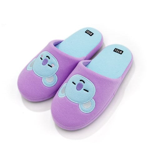 BT21 x Nara Home Deco - Room Slippers - Koya