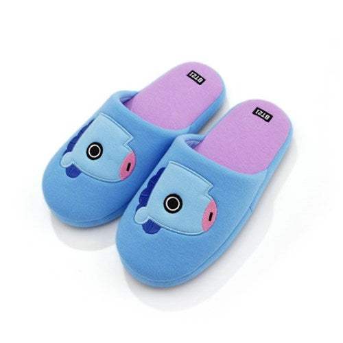 BT21 x Nara Home Deco - Room Slippers - Mang