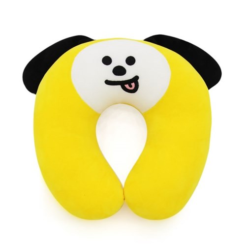 BT21 x Nara Home Deco - Neck Pillow - Chimmy