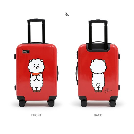 "BT21 x Monopoly - 24"" Basic Luggage"